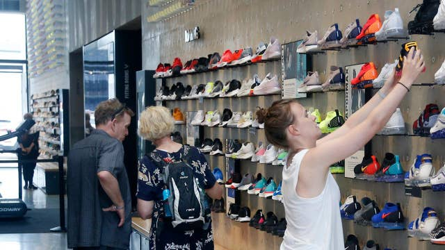 Sneaker companies urge President Trump not to include them on proposed China tariffs list