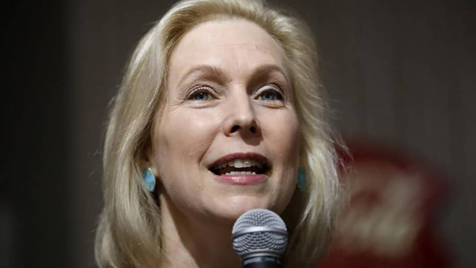 Gillibrand suggests Trump's only accomplishments are 'hurting people,' only motivation is 'cruelty'