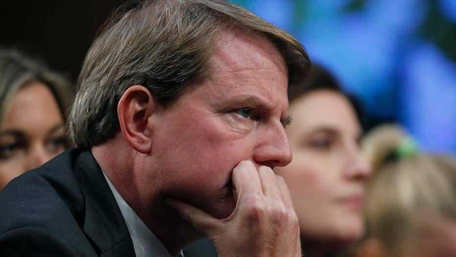 McGahn to skip House hearing at Trump's direction; subpoena battle could head to court