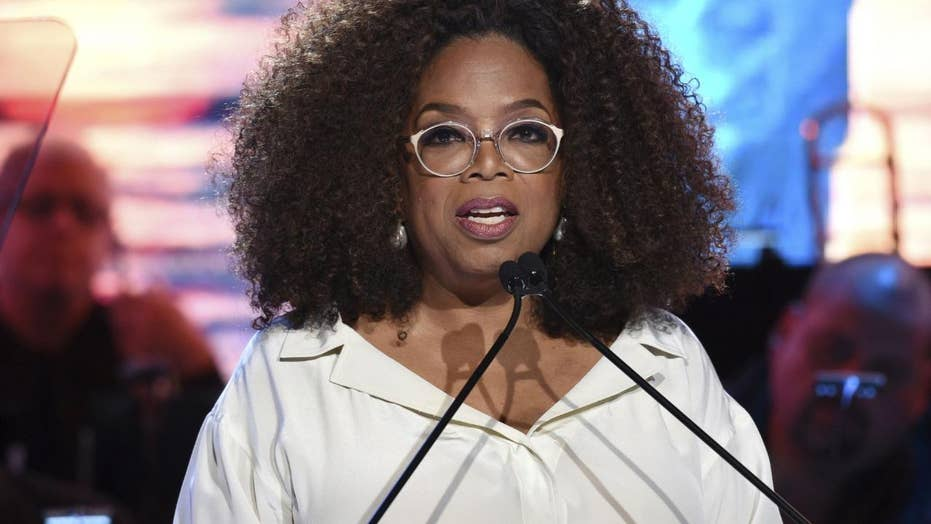 Oprah claps back at an Instagram user who called her out for not paying off student loans