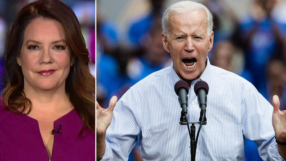 Mollie Hemingway: Joe Biden has a reputation of changing his position on big issues