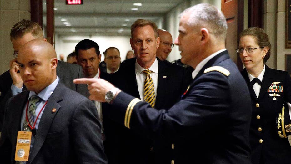 Trump officials brief Senate, House on tensions with Iran