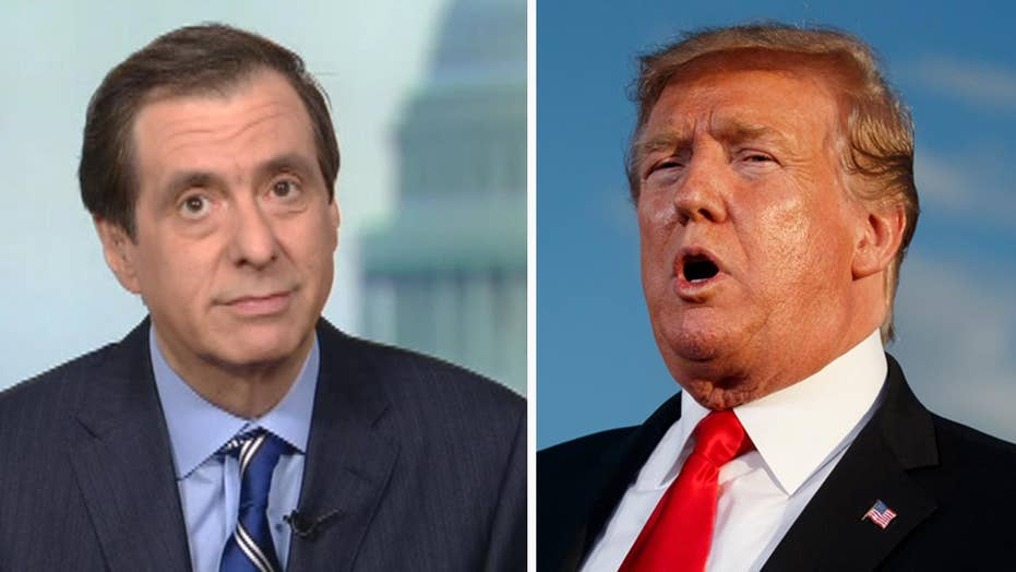 Howard Kurtz: Trump is the 'everywhere' president. but is that a good thing?