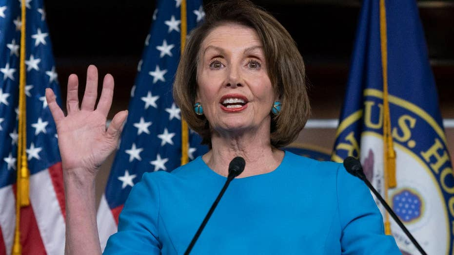 Nancy Pelosi faces growing impeachment pressure