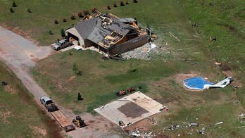 Over two dozen reports of tornadoes in the Midwest