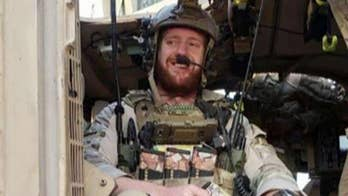 Purple Heart recipient Dylan Elchin's name to be displayed on windshield of NASCAR car