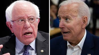 Biden, Sanders tied among likely Iowa caucus-goers in new poll