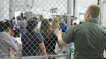 Texas flu outbreak halts migrant processing