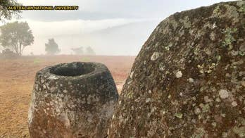 Mysterious 10-foot-tall 'jars of the dead' rediscovered in Laos