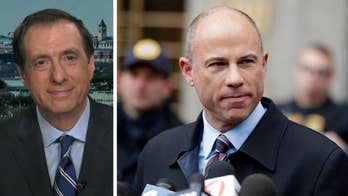 Howie Kurtz on new charges against Avenatti