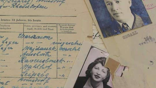 German research center makes millions of documents from Nazi concentration camps public