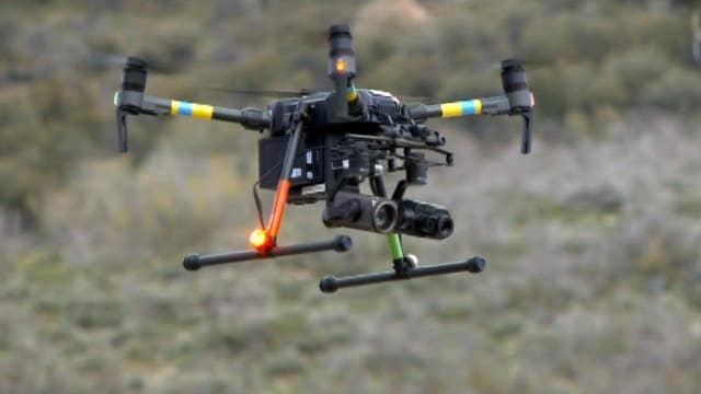 Will drone tech revolutionize the future of transportation?