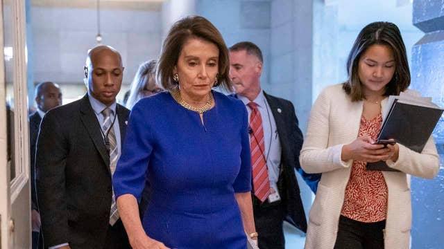 House Democrats meet to discuss impeachment