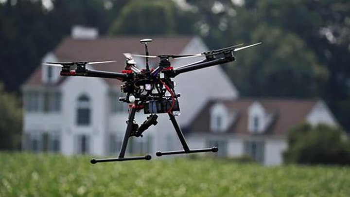 DHS warns that Chinese-made drones are stealing data