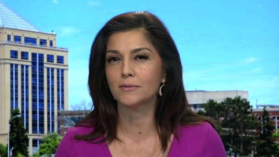 Rachel Campos-Duffy on attacks on pro-lifers, new study saying happiest wives are religious conservatives