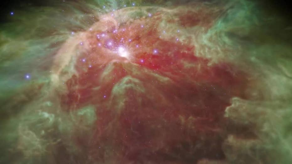 Fly through the Orion Nebula thanks to this amazing video from Hubble