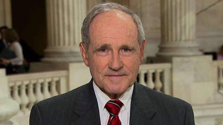Sen. James Risch on claims Trump administration exaggerated threat from Iran: Democrats are dead wrong
