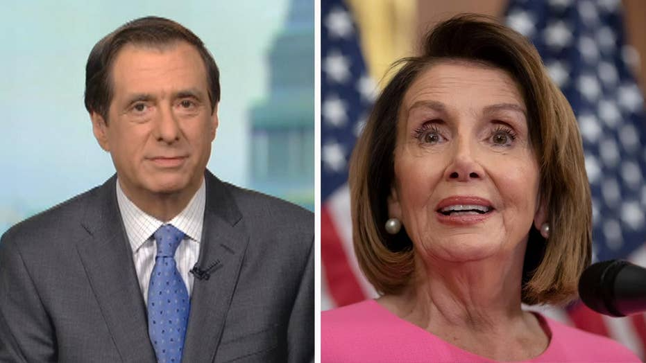 Howard Kurtz: After House speaker's 'cover-up' charge, so much for infrastructure