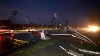 Dangerous tornados tear through Midwest in middle of night