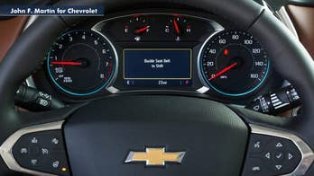 Chevrolet debuts new technology that allows parents to set a 'teen driver' mode