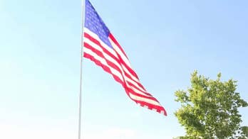 North Carolina city files lawsuit against company for flying supersized American flag