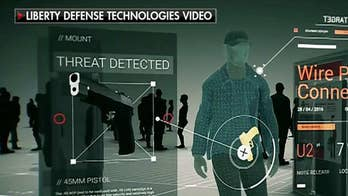 Utah to test new threat-detection technology to find weapons and explosives
