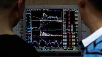 Investors sell off stocks amid China trade tensions
