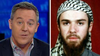 Gutfeld on the release of the 'American Taliban' scum
