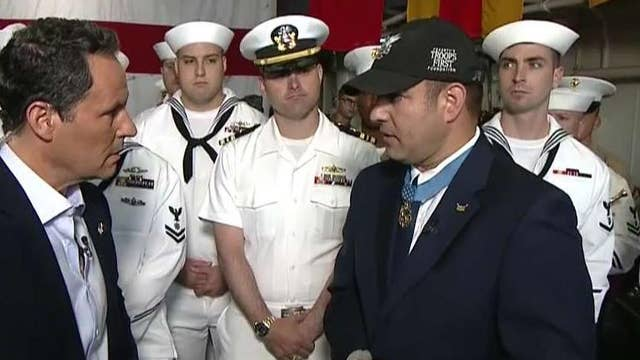 Medal of Honor recipient Leroy Petry opens up on his service, injury and recovery