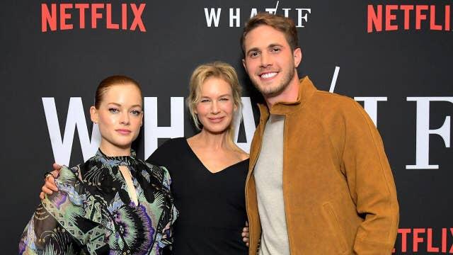 Renee Zellweger talks new Netflix series, her monster 2019