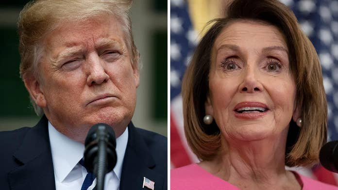 Trump slams Dems as 'Do Nothing Party,' calls post-Mueller probes a 'fishing expedition'