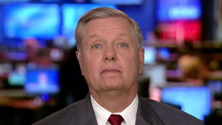 Sen. Graham on Democrats' calls for Trump's impeachment