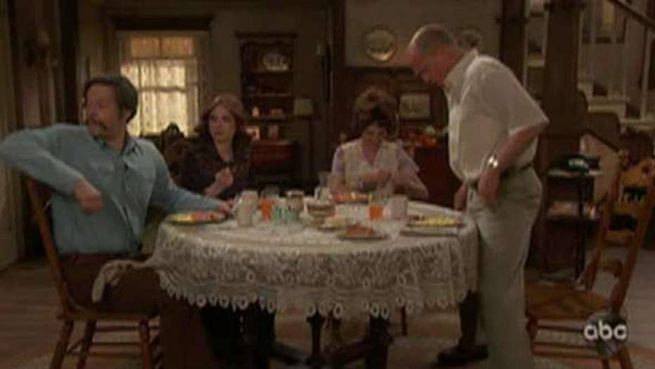 Jimmy Kimmel and Norman Lear give 'All in the Family' and 'The Jeffersons' a modern reboot