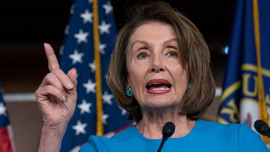 Pelosi scrambles to calm impeachment frenzy from the far left