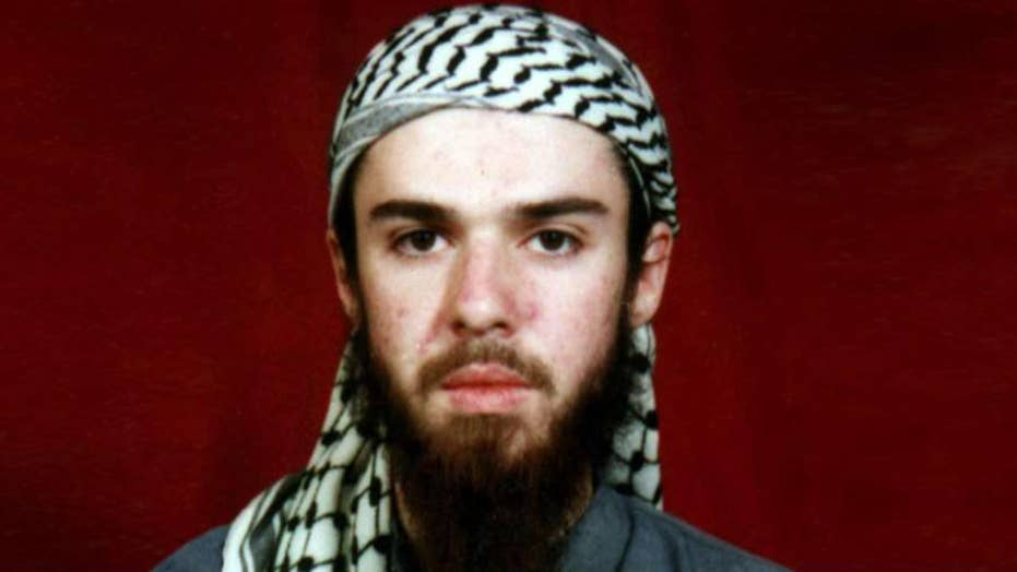 'American Taliban' militant John Walker Lindh released from prison