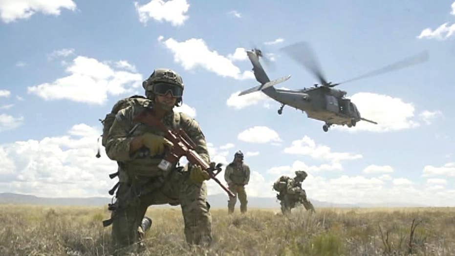 US considering deploying additional troops to Middle East