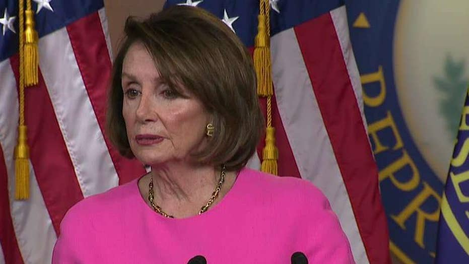 Nancy Pelosi says investigations may take Democrats to a place where impeachment is unavoidable