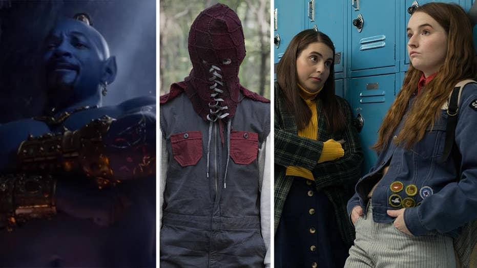 New in Theaters: 'Aladdin,' 'Brightburn,' 'Booksmart'