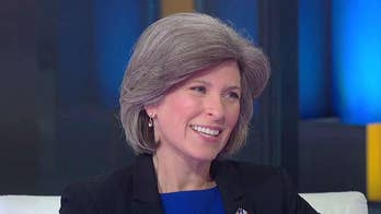 Sen. Ernst takes aim at wasteful spending at Department of Defense
