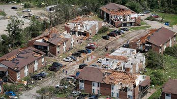 Jefferson City, Missouri residents pick up the pieces in the aftermath of devastating tornadoes