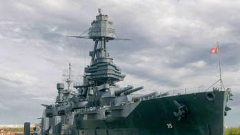 Historic military ships struggle to stay afloat
