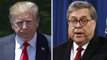 Trump gives Barr the power to declassify Russia probe documents