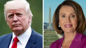 'Under his skin': Media critics parrot same line to describe Trump-Pelosi feud