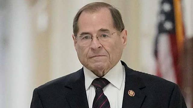 House Judiciary Chair Jerry Nadler reportedly 'OK' and 'responsive' after fainting scare