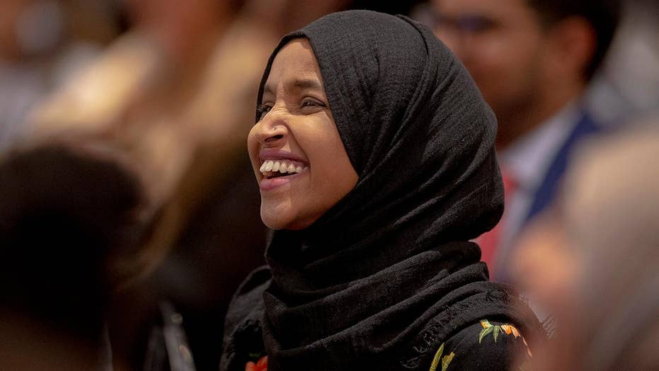 Rep. Ilhan Omar slams religious conservatives over 'heartbeat' bills