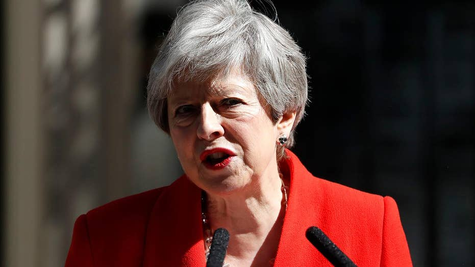 Theresa May announces resignation: What's next for the UK and Brexit?