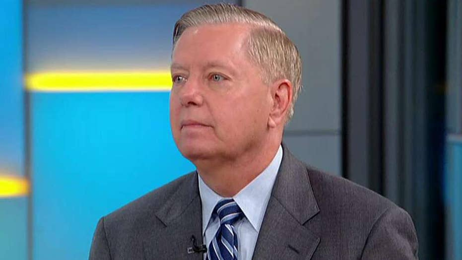 Sen. Graham: Democrats are going to get Trump reelected by embracing impeachment