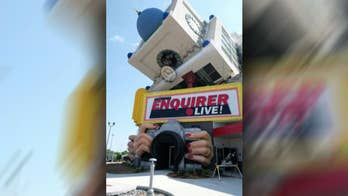 National Enquirer Live theme park opens in Tennessee