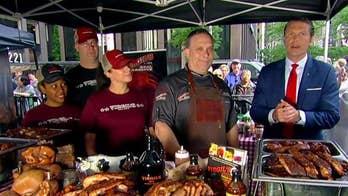 'Fox & Friends' annual BBQ Bash!