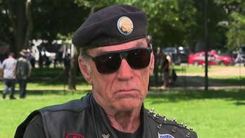 Rolling Thunder receives support from President Trump